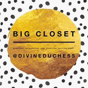 Other - Large Closet-something for everyone. Worth a look!